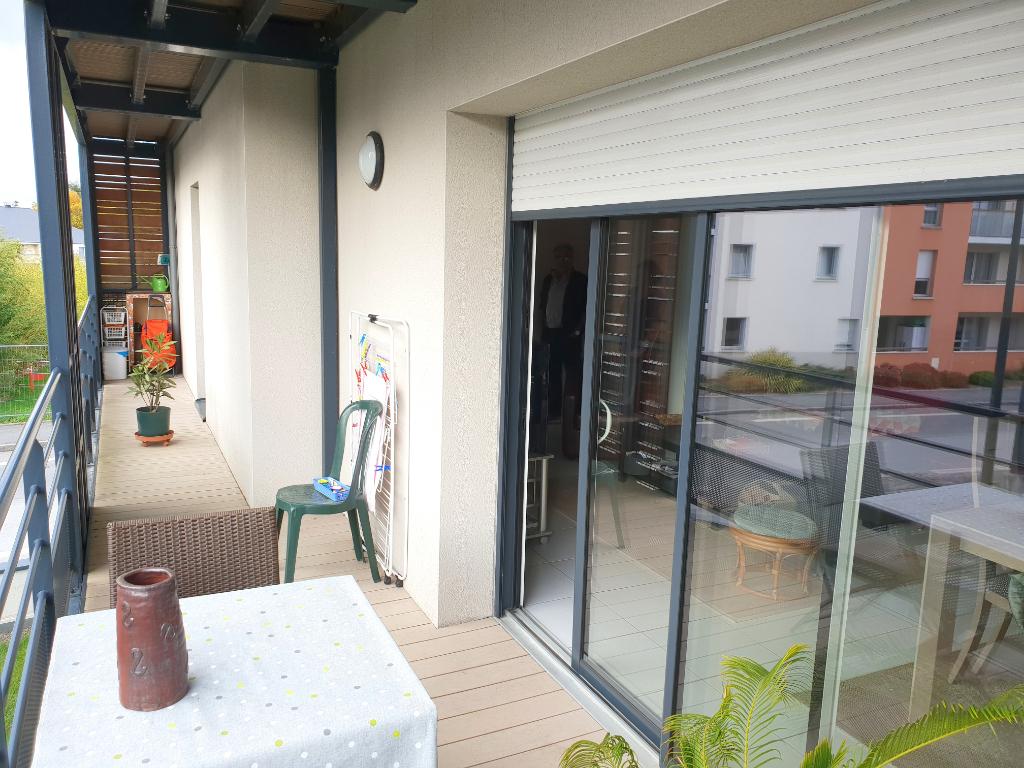 VITRE - Appartement T3 avec terrasse de 87m?