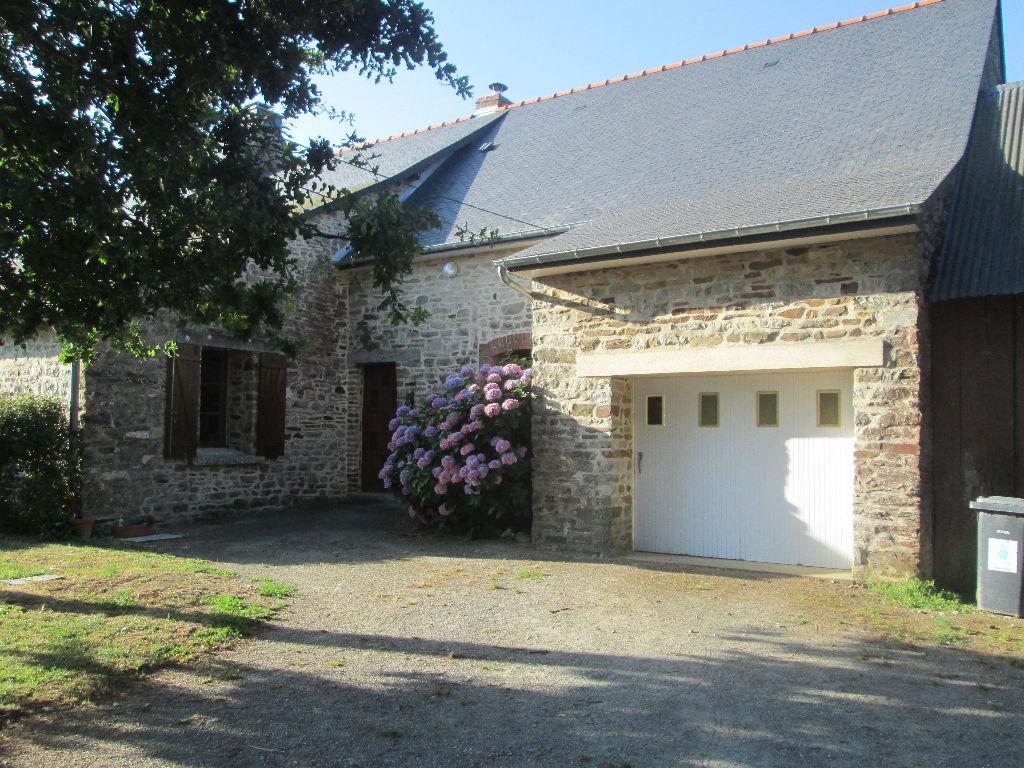 Saint-Jean-sur-Vilaine - Maison T4 de 120m² en campagne