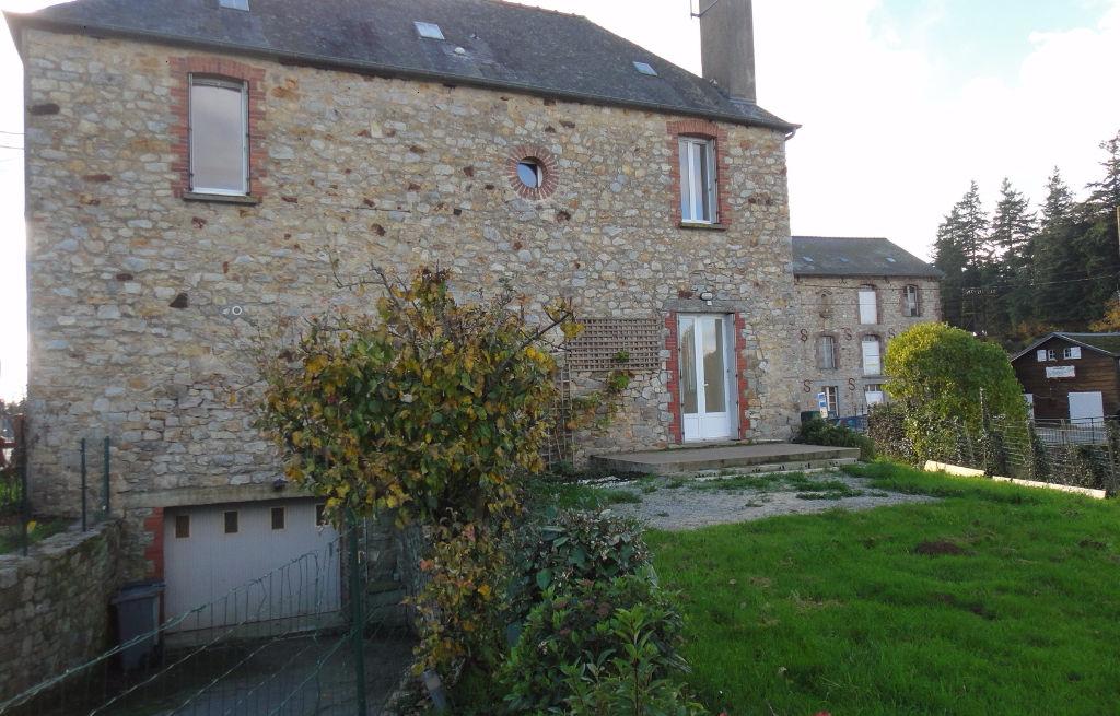 Chatillon-en-Vendelais - Maison 4 pièces 100m²