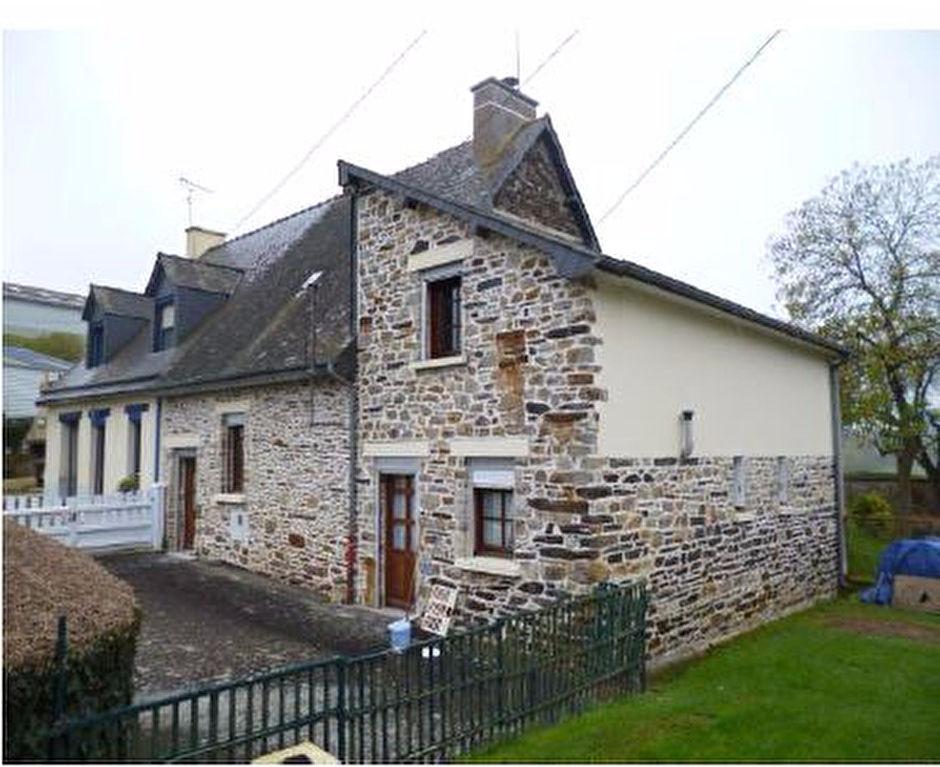 Saint Aubin des Landes - Maison de campagne de 74 m²
