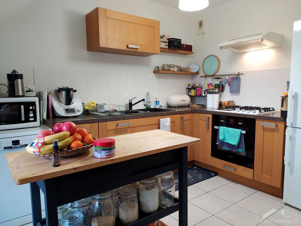 VITRE - Appartement T3 bis de 74m² avec garage