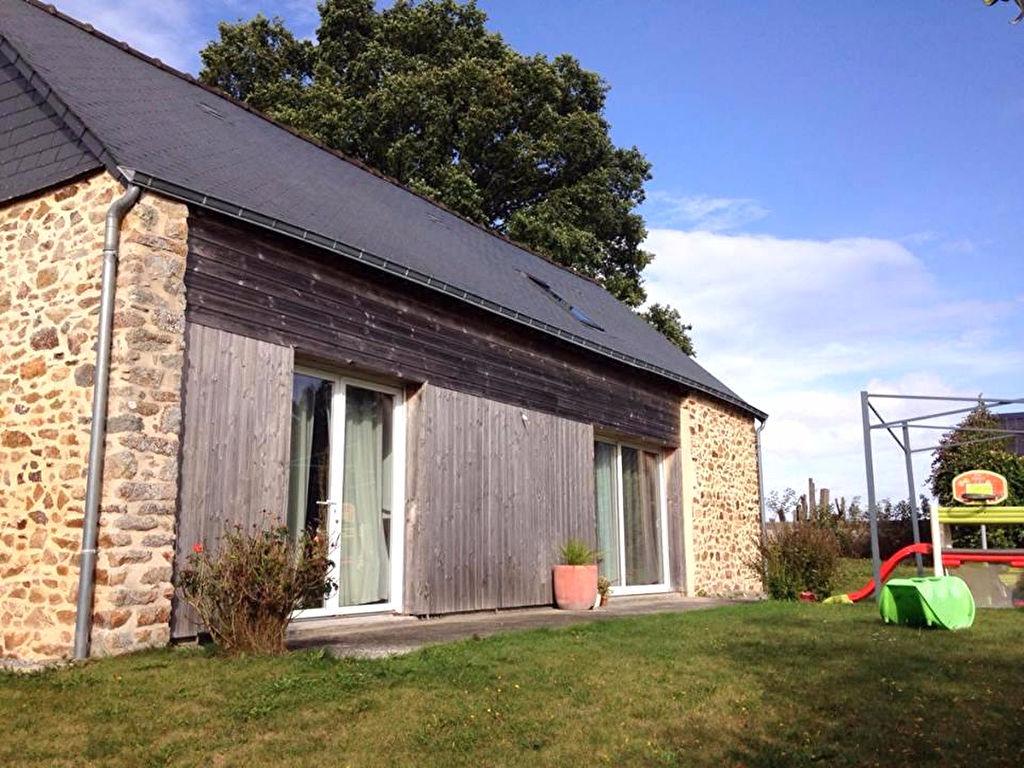 Maison Gennes Sur Seiche - 5 Pièces - 112 m²
