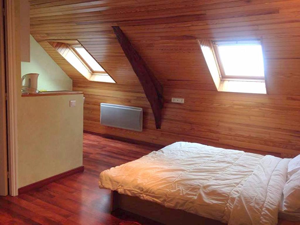 Appartement meublé Vitre - 1 Pièce - 20m²