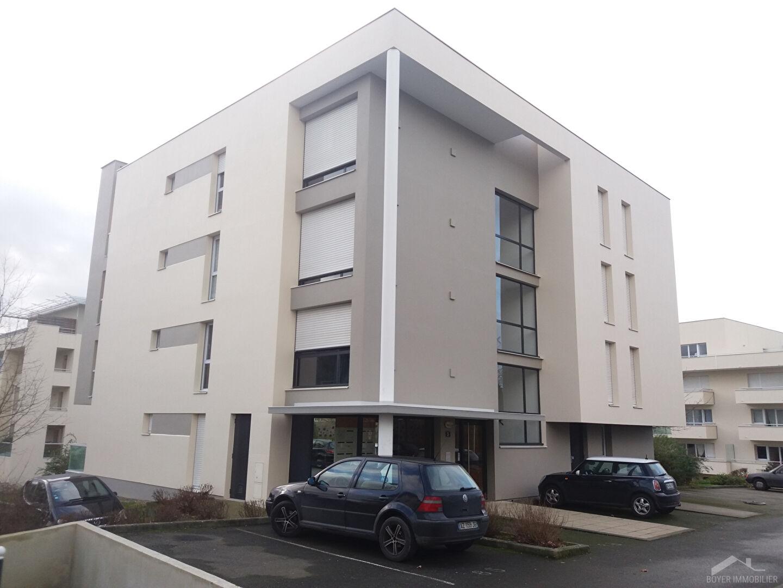 Appartement Rennes 2 pièces - 43.39 m2