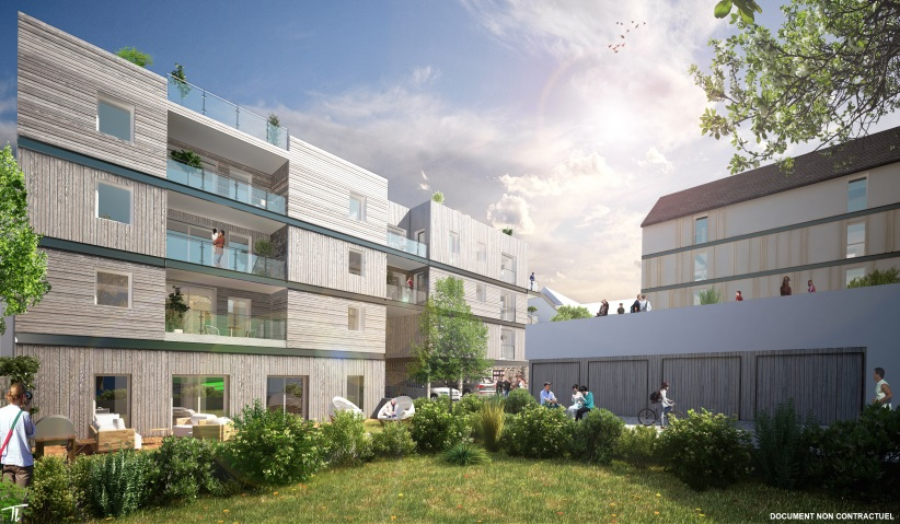 Appartement Vitre 4 pièces 95 m2