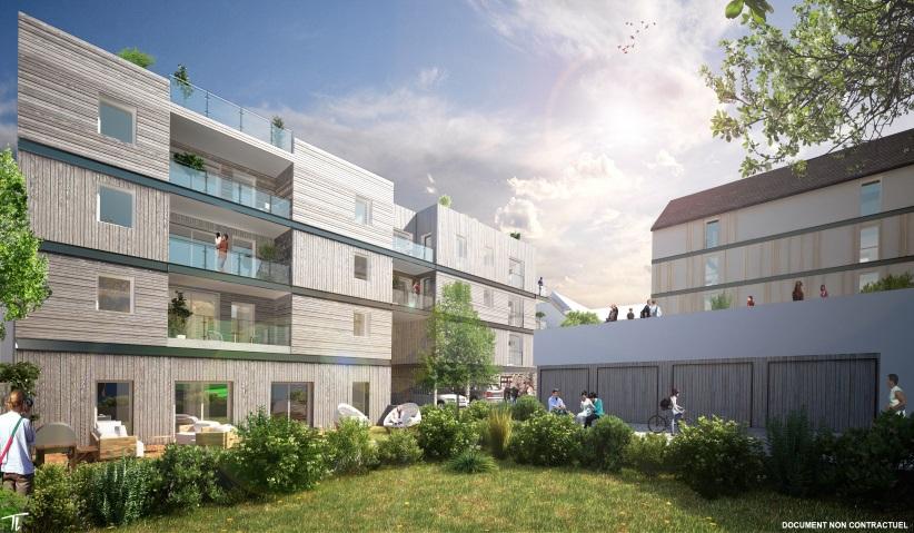 Appartement Vitre 2 pièces 46.23 m2