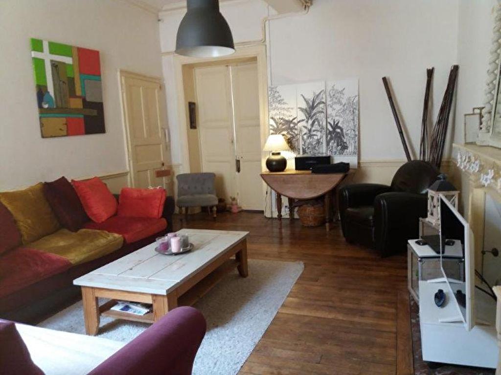 Appartement 135m² - centre-ville de Rennes - 5 pièces