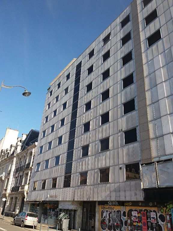 Bureaux Rennes 2 pièces 25m² Quai Duguay Trouin