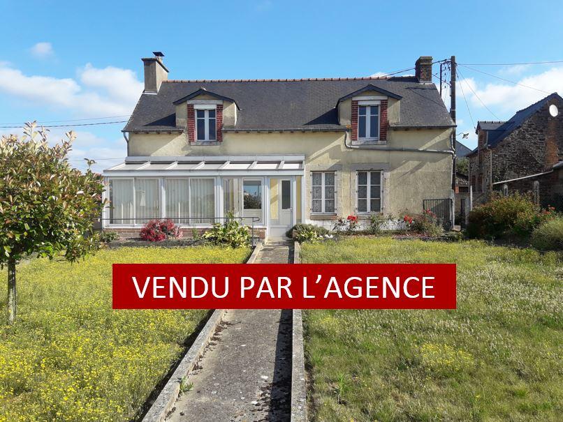 Maison Argentre Du Plessis 3 pièces 68 m2