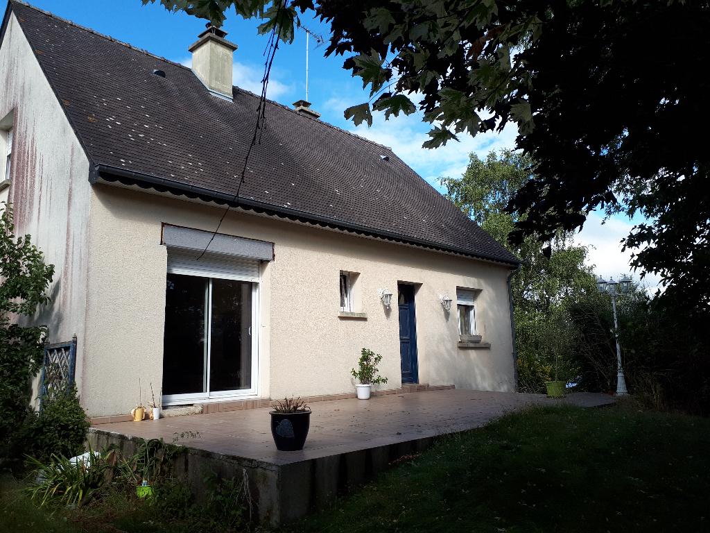 Maison Argentre Du Plessis 4 pièces 106 m2