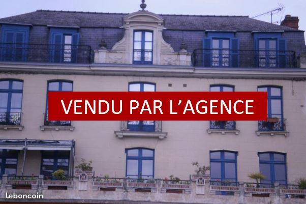 VITRE - Appartement 2 pièce(s) 45 m²- EXCLUSIVITE