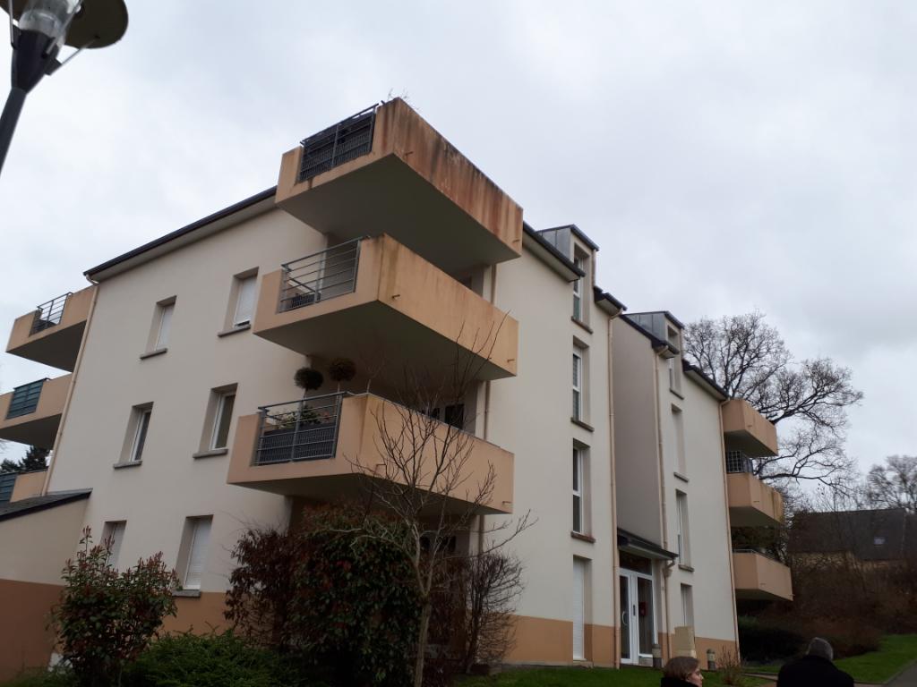 Appartement Vitre 3 pièce(s) 64.47 m2-Terrasse