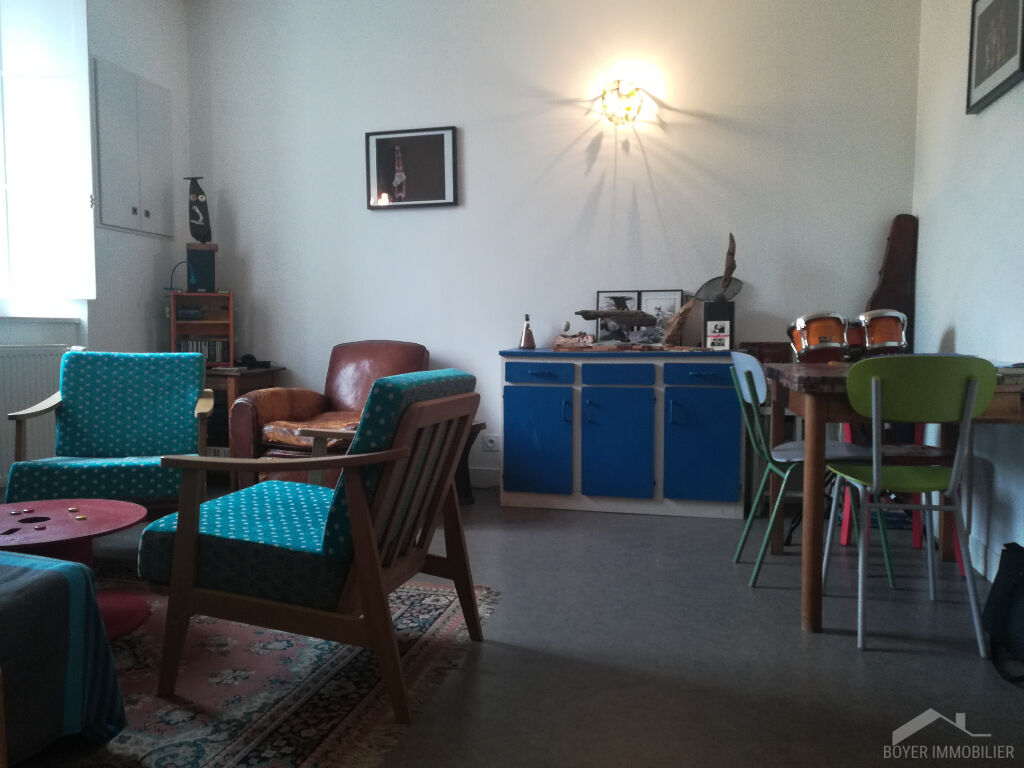 Appartement Rennes - 38,50m²