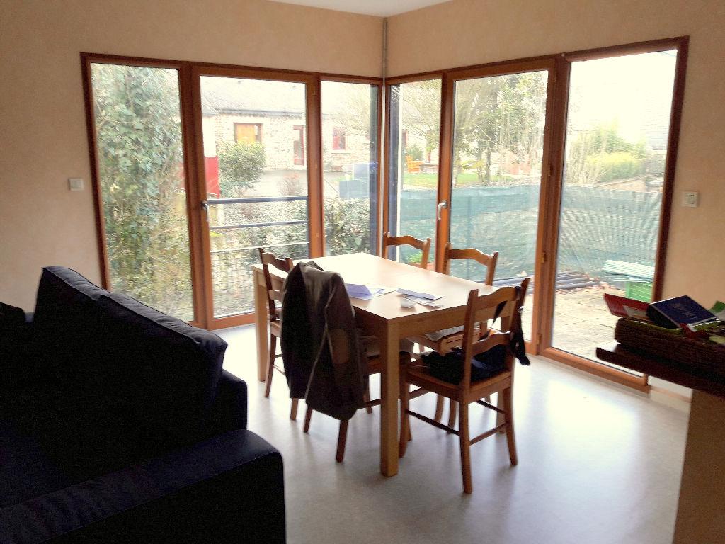 Exclusivité - Appartement 2 pièces de 55m² - Argentré du Plessis