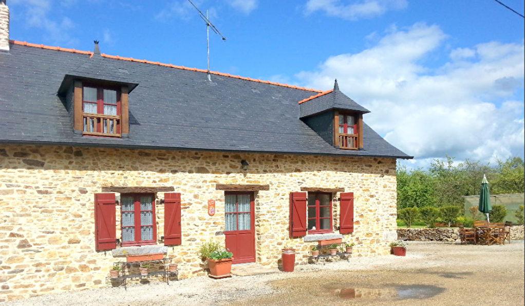 La Gravelle - Charmante maison de campagne rénovée de 104 m²