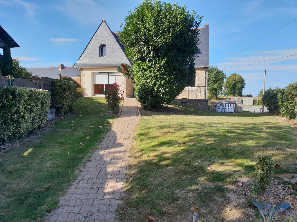 Maison en campagne, Saint Jean Sur Vilaine - 4 Pièce(s) - 80 M2