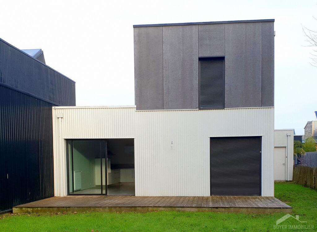 Maison BBC Saint-jacques-de-la-Lande - 120m²