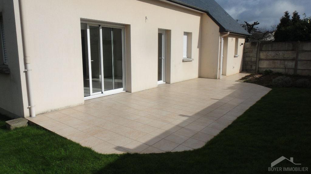 Argentré du Plessis - Maison 4 chambres 115m²